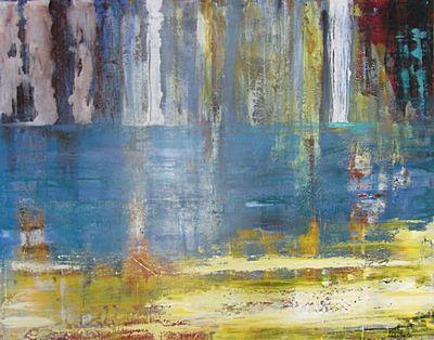 Hommage an Gerhard Richter, 2013
